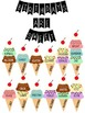 Birthday Display - Ice Cream Theme