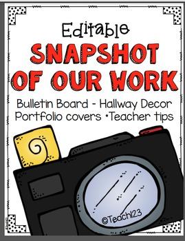Bulletin Board Class Decor