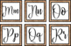EDITABLE Burlap Word Wall Set Classroom Decor