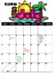 EDITABLE Calendar Bundle