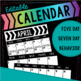 Editable Calendar and Newsletter Bundle