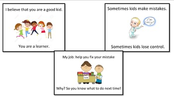 EDITABLE Back to School - Class Expectations and Logical Consequences