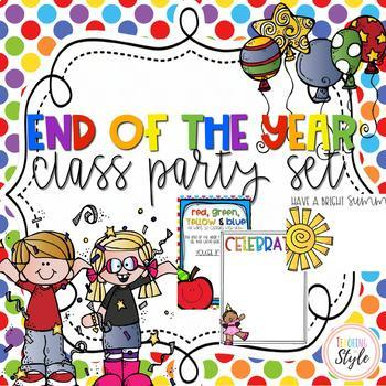 classroom party invitations teaching resources teachers pay teachers