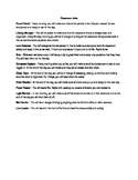 EDITABLE Classroom Job List