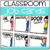 EDITABLE Classroom Jobs