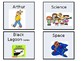 EDITABLE Classroom Library Labels (2 of 2)