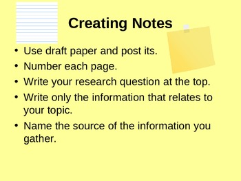 EDITABLE  Common Core Aligned Informational Writing Powerpoint