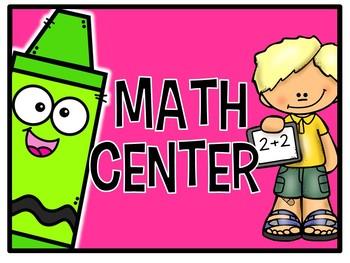 EDITABLE Crayon Classroom Theme