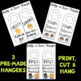 EDITABLE DOOR HANGERS IN GOOGLE SLIDES™ and POWERPOINT