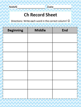 EDITABLE Differentiated Ch, Th, & Ph Bundle- Word Sorts, Pics, Sentences,Stories