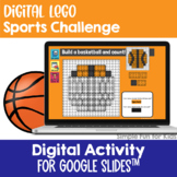 EDITABLE Digital LEGO Sports Build & Count Challenge Dista