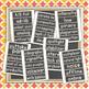 EDITABLE Digital Media Arts Print Word Wall {Vintage meets