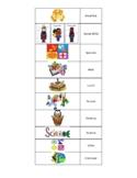 ESE BIP Desk Visual Schedule EDITABLE