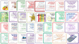 EDITABLE Elementary Year End Award Certificates Achievement Clubs Templates