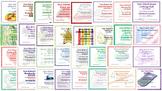 EDITABLE Elementary Year End Award Certificates Achievemen