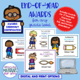 EDITABLE End-of-Year Awards ANY Grade