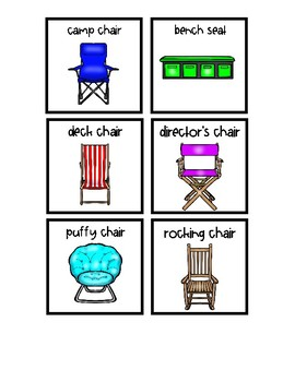 EDITABLE Flexible Seating Management