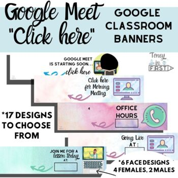 Google Classroom Banner Teachers Pay Teachers