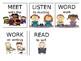 EDITABLE Group work cards