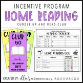 EDITABLE - Home Reading Incentive Program
