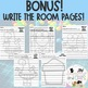 EDITABLE JULY sight word cards for games and Bonus Write the Room activity!