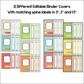 Classroom Organization BUNDLE in Pastel Colors