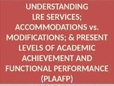 EDITABLE LEAST RESTRICTIVE ENVIRONMENT MODEL POWERPOINT; S