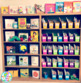 EDITABLE Library Bin Labels {Glitter}