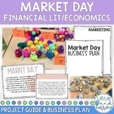 Financial Literacy Project - Market Day PBL