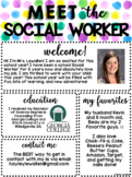 EDITABLE Meet the Social Worker Template