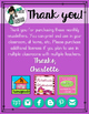 EDITABLE Monthly Classroom Newsletter Printer Friendly