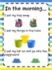 EDITABLE Morning Routine Poster