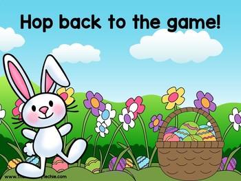 EDITABLE  Move It - Easter Brain Breaks