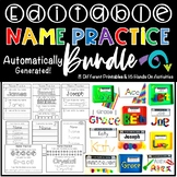 EDITABLE Names BUNDLE