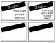 EDITABLE Nonverbal Cue Cards