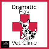 EDITABLE PDF Dramatic Play Center - Vet Clinic