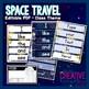 EDITABLE PDF Space Travel Class Theme Decor Mega Bundle