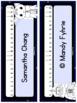 EDITABLE PDF Space Wars Galaxy Class Theme Decor Mega Bundle Freebie