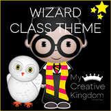 EDITABLE PDF Wizard Class Theme Mega Bundle