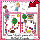 EDITABLE Path Game - Valentine Themed Game