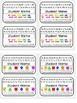 EDITABLE Pencil Box Name Tag Resource for K-6th