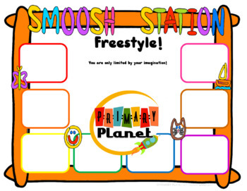 EDITABLE Playdough Mats for STEM STEAM