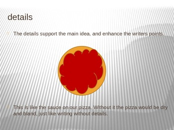 EDITABLE- Powerpoint about FCAT Writes!