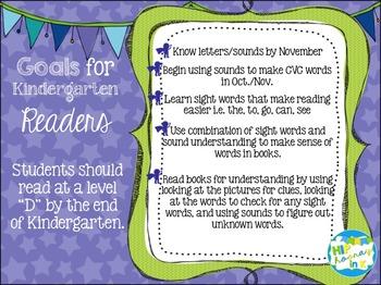 Literacy Night EDITABLE Presentation
