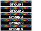 EDITABLE Rainbow Labels {for Target Dollar Spot pockets}