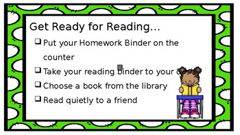 EDITABLE Reading Boot Camp or ANY SUBJECT TIMED Transition slide show