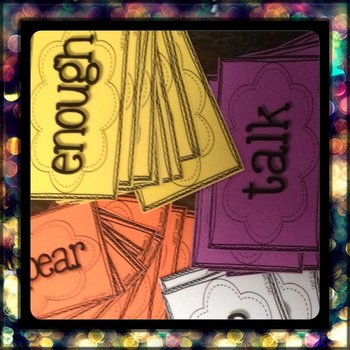 EDITABLE Reading Street Spelling Words Unit 1 thru Unit 6- 1st Grade