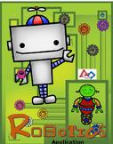 EDITABLE Robotics Application