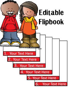 EDITABLE SEPTEMBER - FLIP BOOKS - MONTHLY NEWSLETTERS - CALENDARS - TO-DO-LISTS