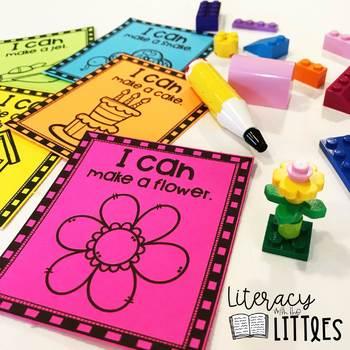 EDITABLE STEM Starters {Task cards to inspire creativity}
